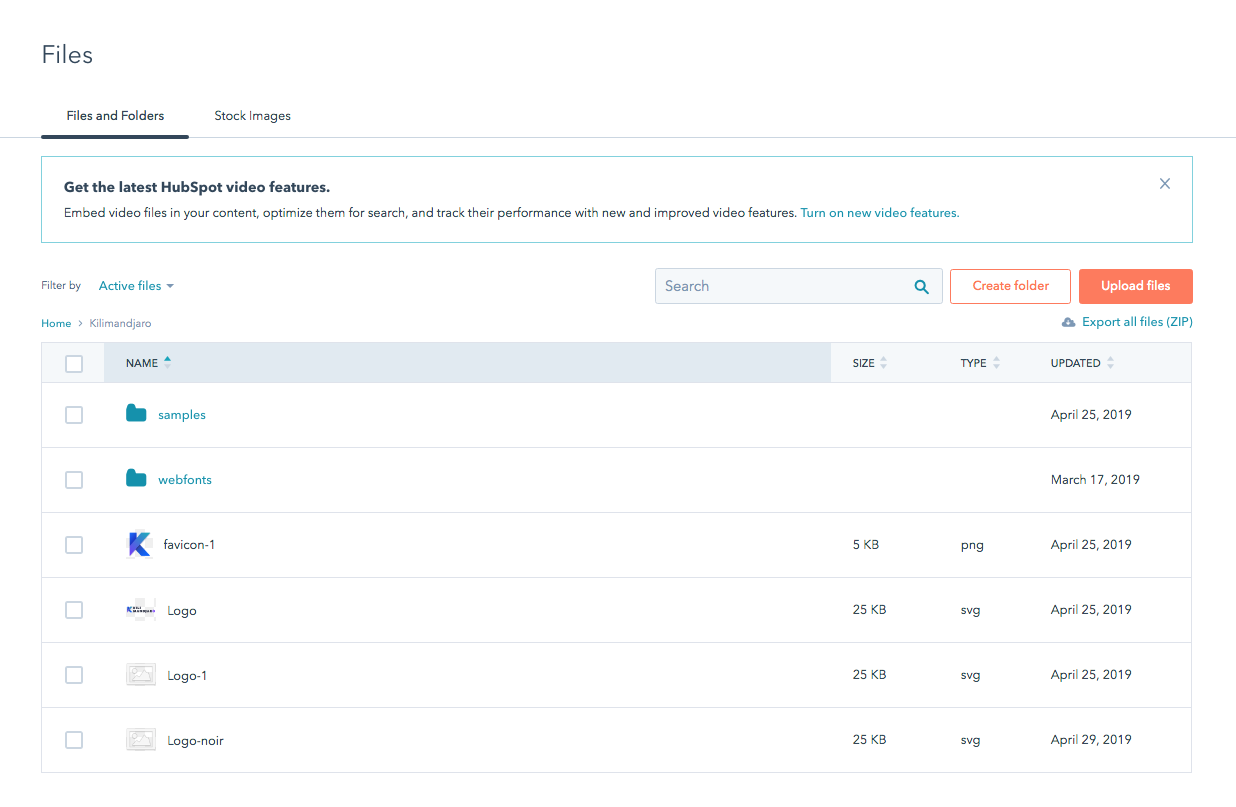hubspot-file-manager
