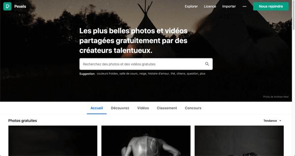 Banque-images-pexels