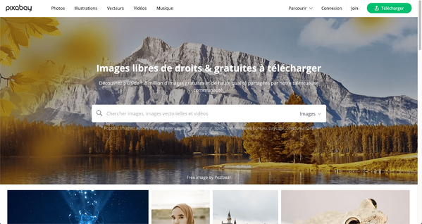 Banque-images-pixabay