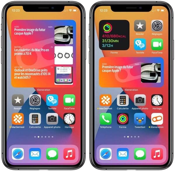 Nouveau-design-ios-14-widgets-format