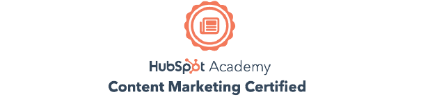 Content Marketing Certified