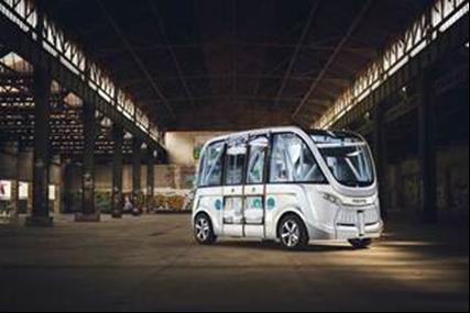 exemple véhicule autonome